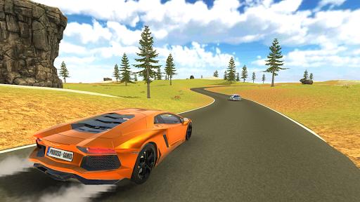 Aventador Drift Simulator 1.0 screenshots 5