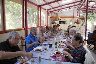 Photo: La visite nous a mis en appétit !