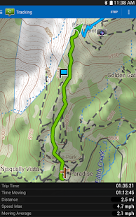 Earthmate – GPS with Topo Maps- screenshot thumbnail