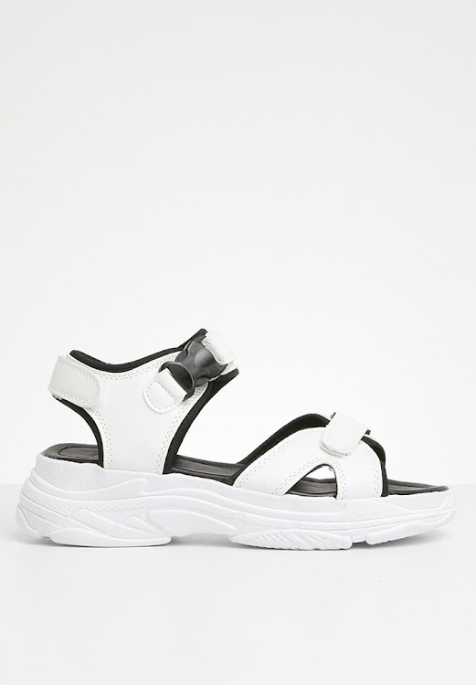 The ugliest of them all? The Velcro sandal.