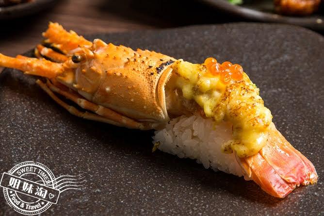 墨吉日本料理司小龍蝦