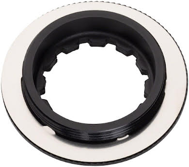 Shimano XT SM-RT81 Disc Brake Rotor Lock Ring and Washer alternate image 0