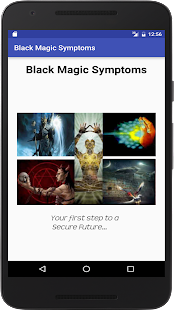Black Magic Symptoms - náhled