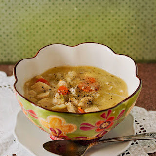 Turkey (or Chicken) and Dumpling Soup [Printable Version]