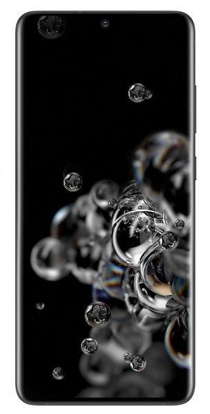 Samsung Galaxy S20 Ultra Black во всей красе
