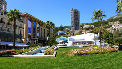 Photo: Casino-tér Monaco