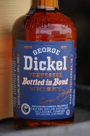 Logo for George Dickel Bottled In Bond