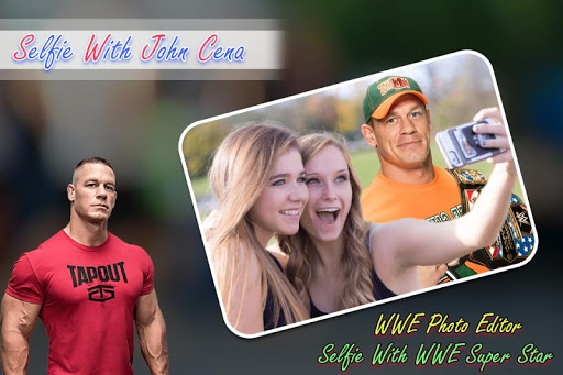 Selfie With Roman Reigns & All WWE Wrestler 1.1 screenshots 1