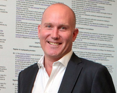 Grant Phillips, Chief Executive Officer of the e4 Group
