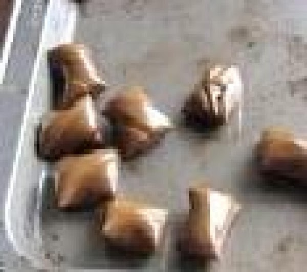 Old Fashioned Molasses Taffy- Mom's Recipe