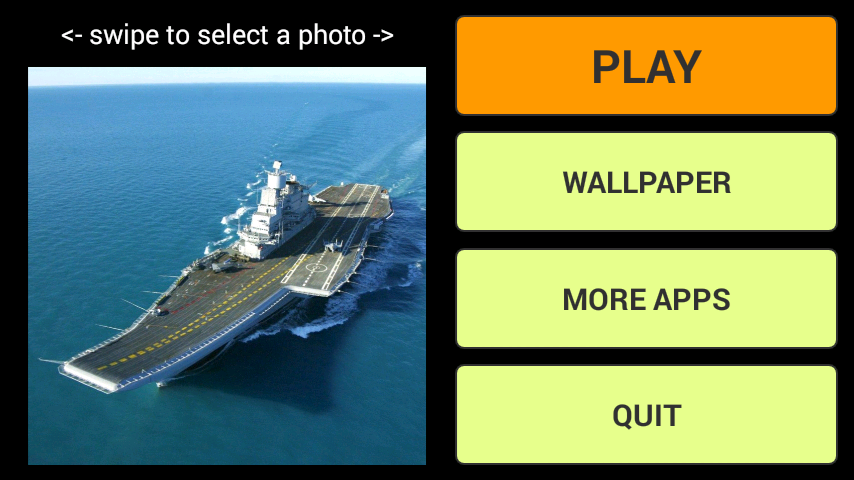 android Porte-avions LWP + Puzzle Screenshot 0