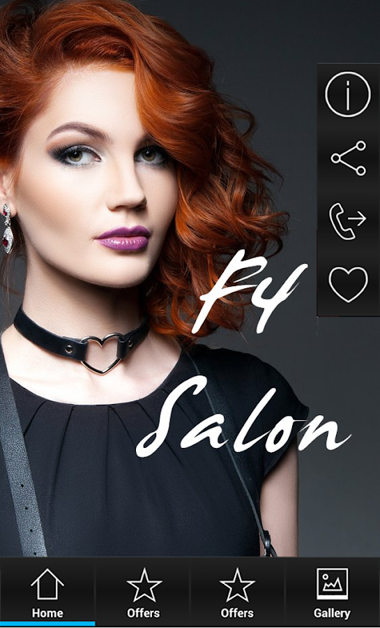 F4 Salon- screenshot