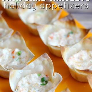Mini Crab Tartlets Recipe