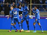 Racing Genk-Charleroi: 2-1