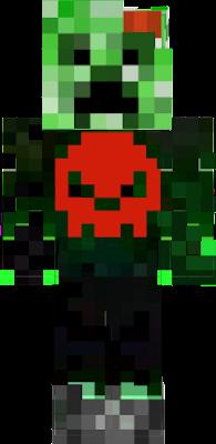 its a creeper
