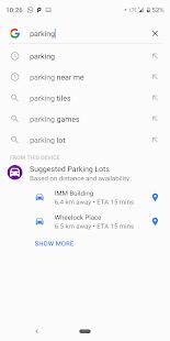 SG Parking - náhled