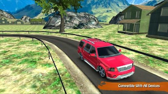 Real SUV Simulator - náhled