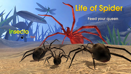 Life of Spider Screenshot