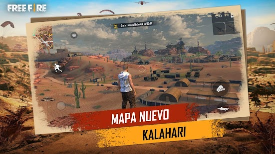Garena Free Fire: Kalahari Screenshot