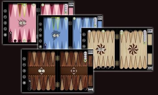 Narde – Backgammon 1
