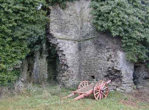 Manorhamilton Castle , County Donegal, Ireland