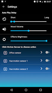 Hue Fireworks for Philips Hue- screenshot thumbnail