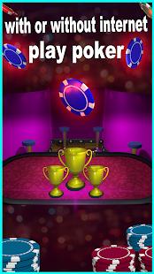 Poker Offline - náhled