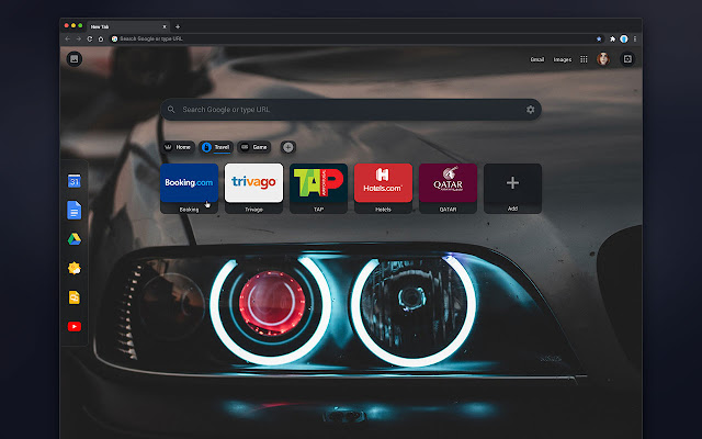 BMW Theme for Chrome - HD Wallpapers