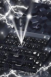 Back Keyboard Free 2017 Theme - náhled