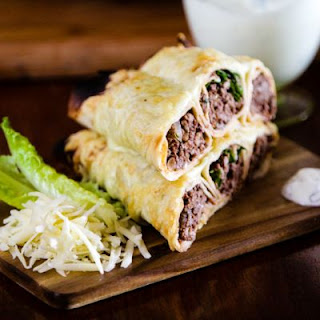 Steak Lovers Burritos