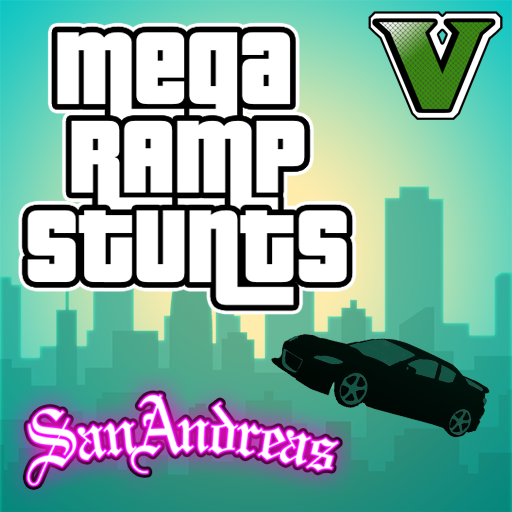 Mega Ramp San Andreas - Stunts (game)