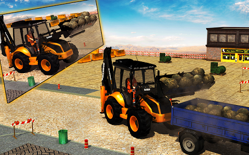 Excavator Simulator - Construction Road Builder 1.0.1 screenshots 13