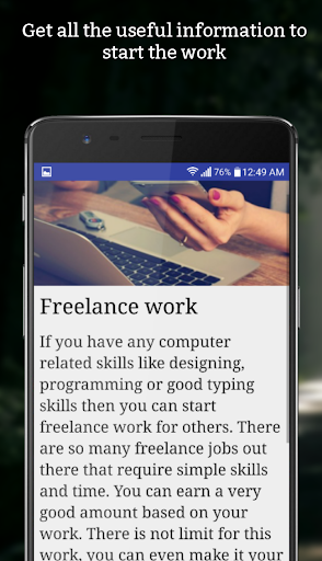 Earn Money Online at Home - Startup 33.0 screenshots 6