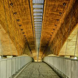 by Irena Brozova - Buildings & Architecture Bridges & Suspended Structures