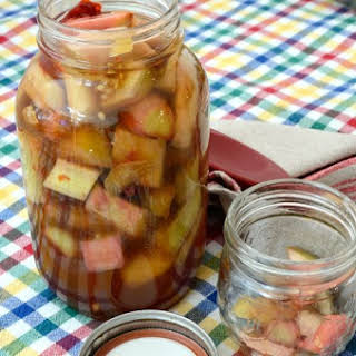 Rhubarb Pickle.