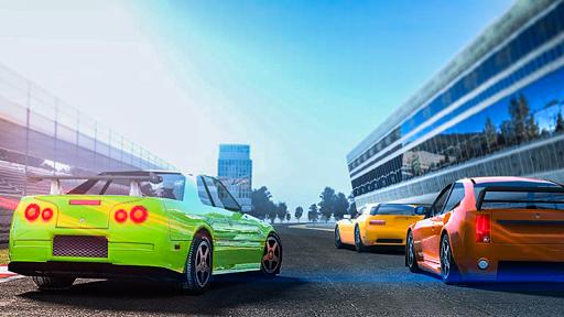 Racing Car Driving Simulator: Endless Free Racing screenshots 3
