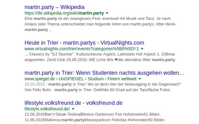 martin.party