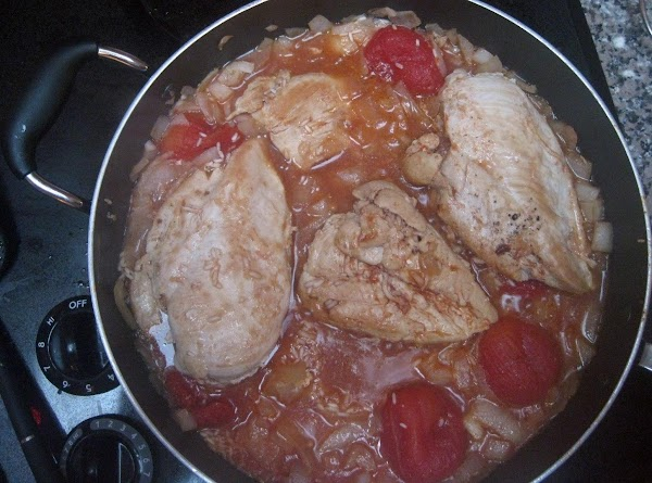 Greek Chicken And Rice Recipe
