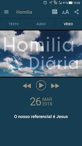 Liturgia Diária - Canção Nova 3.0.2 screenshots 8