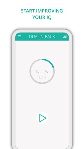 Dual N-Back 2.5.2 screenshots 1
