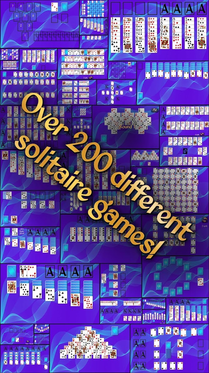 Solitaire MegaPack Android 4