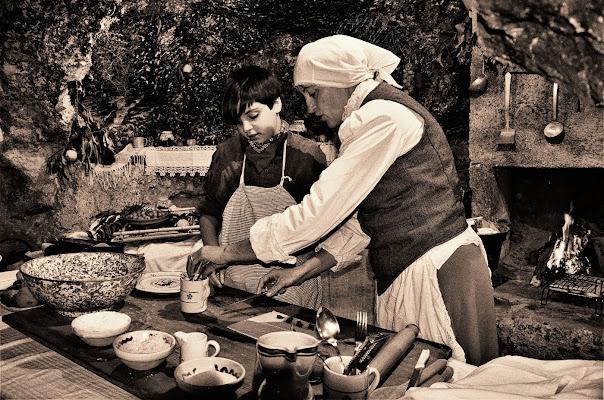 """Lezioni di cucina """"d'epoca"""" di ely50"""