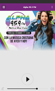 Alpha 95.9 FM- screenshot thumbnail