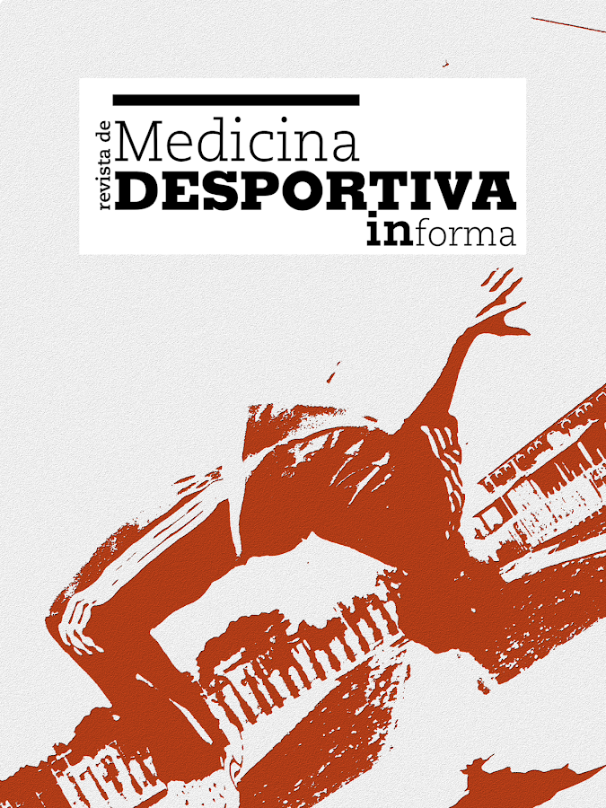 Revista de Medicina Desportiva- screenshot