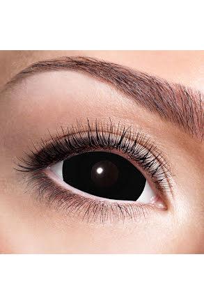 Scleralinser, svarta