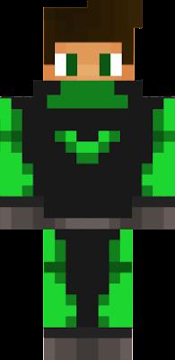 Vert ninja nova skin - Ninja vert lego ...