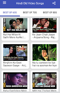 Hindi Old Songs Video App Download For Android 3