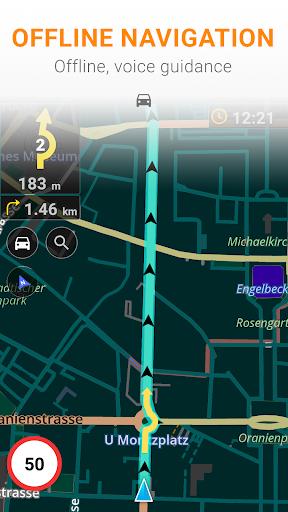 Maps & GPS Navigation OsmAnd+  screenshots 2