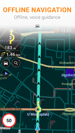 Maps & Navigation — OsmAnd+ 2.6.5 (Paid) APK