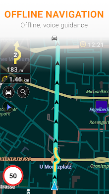 Maps & GPS Navigation OsmAnd+ screenshot 2
